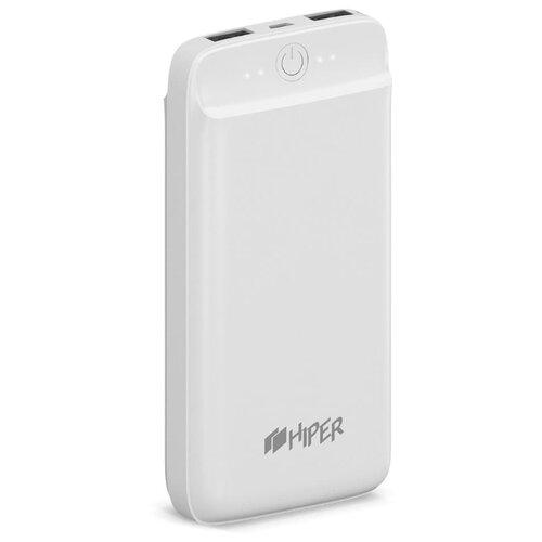 Аккумулятор HIPER SL20000, white аккумулятор hiper sl20000