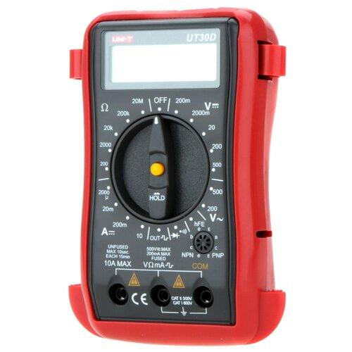 Мультиметр цифровой UNI-T UT30D мультиметр цифровой uni t ut33b