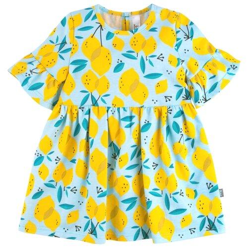 Платье Bossa Nova размер 92, голубой