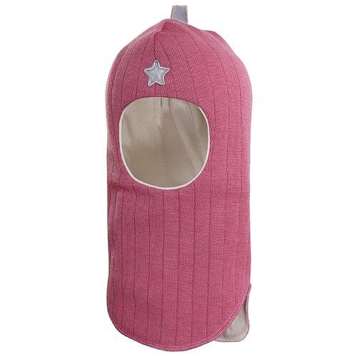 Шапка-шлем Kivat размер 1, розовый