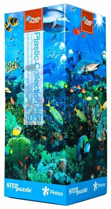 Пазл Step puzzle Plastic Puzzle Подводный мир (98015), 1000 дет.
