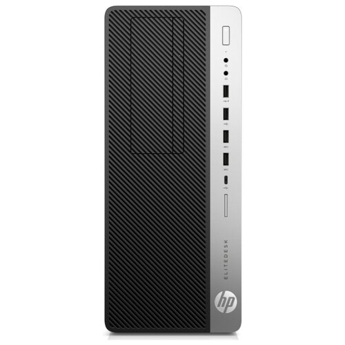 Настольный компьютер HP EliteDesk 800 G5 (7PF15EA) Mini-Tower/Intel Core i7-9700/32 ГБ/512 ГБ SSD/NVIDIA GeForce RTX 2060/Windows 10 Pro черный моноблок hp eliteone 800 g5 intel core i7 9700 3000 mhz 23 8 1920x1080 8gb 512gb ssd dvd rw intel uhd graphics 630 wi fi bluetooth windows 10 pro