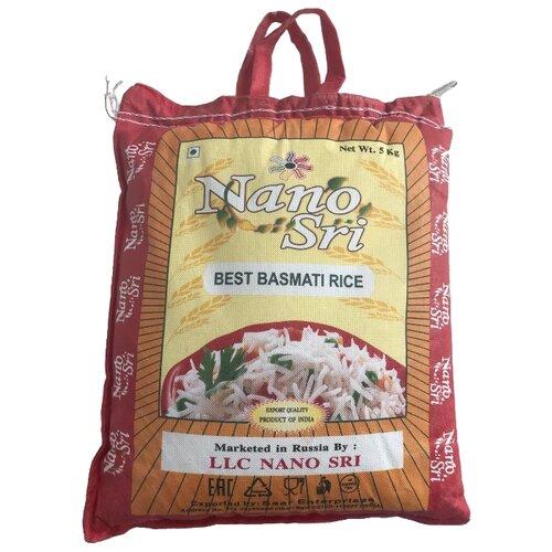 Рис Nano Sri Басмати Best 5 кг