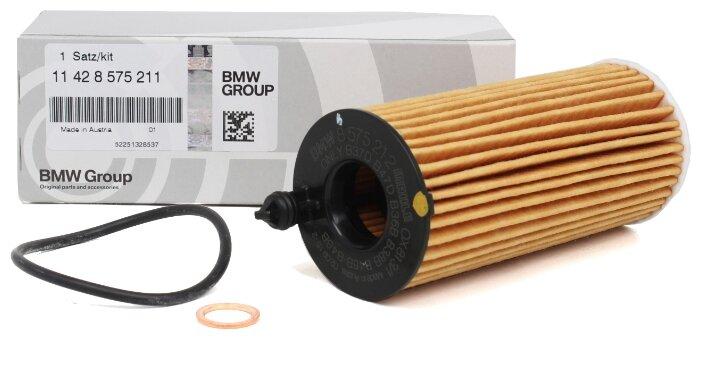 BMW фильтр масляный bmw 11428575211 bmw 11428575211
