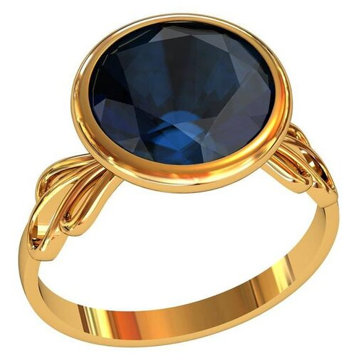Фото - Приволжский Ювелир Кольцо с 1 алпанитом из серебра с позолотой 272158-FA77, размер 18 приволжский ювелир кольцо с 1 алпанитом из серебра с позолотой 272158 fa77 размер 18