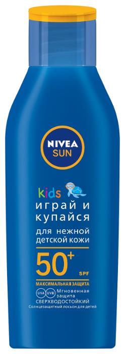 Nivea Sun Kids детский солнцезащитный лосьон Играй