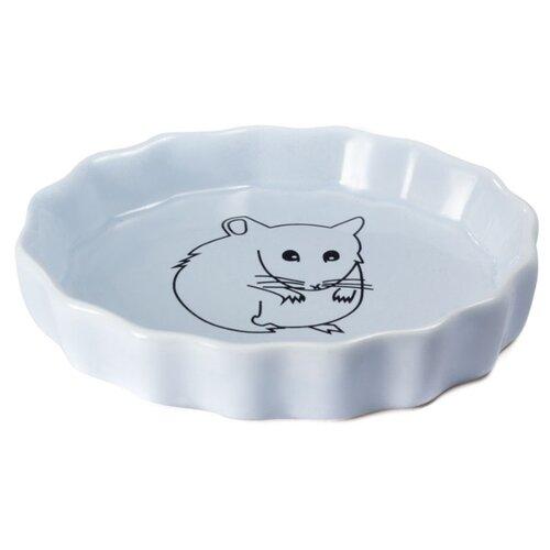 Миска керамическая для мелких животных Triol