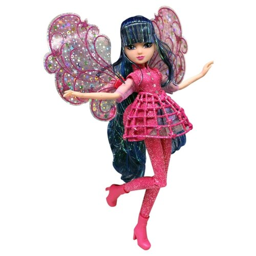 Кукла Winx Club Космикс Муза 28 см IW01811904 цена 2017