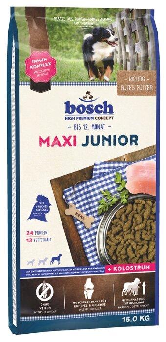 Корм для щенков Bosch Junior 15