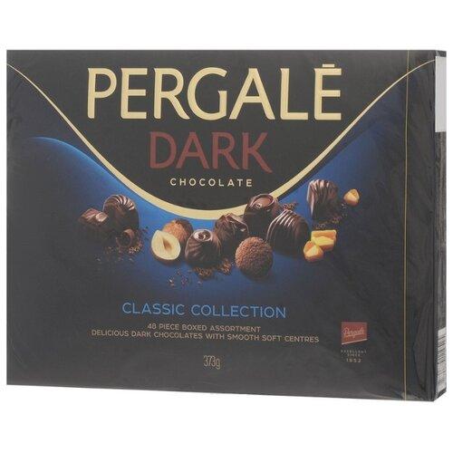 набор конфет pergale liqueur 190 г Набор конфет Pergale Dark Classic Collection из темного шоколада 373 г