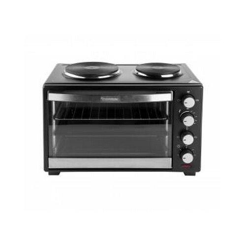 Мини-печь Чудесница ЭД-036 черный жарочный шкаф чудесница эд 050a