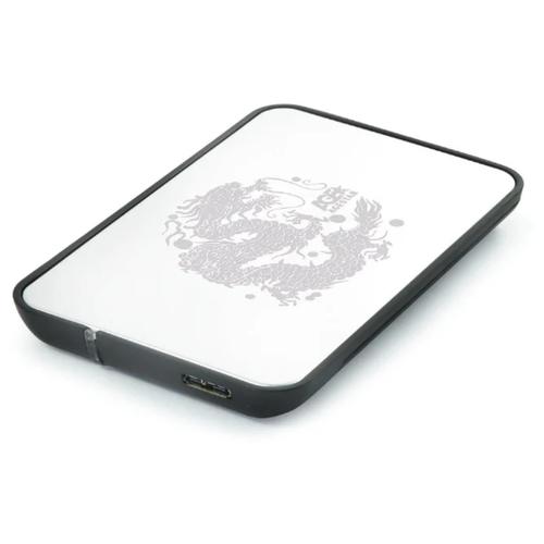 Корпус для HDD/SSD AGESTAR 3UB2A8-6G серебристый