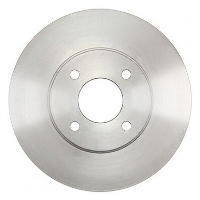 Тормозной диск передний NIPPARTS N3301098 279x24 для Nissan Tiida, Nissan Cube