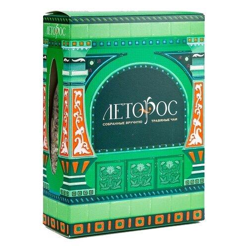 Чай травяной Леторос Земляника садовая, 40 г чай травяной леторос ромашка целебник в пирамидках 20 шт