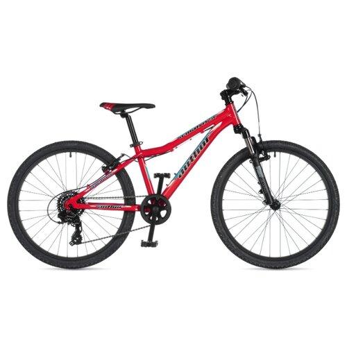 Подростковый горный (MTB) велосипед Author A-Matrix SL 24 (2020) red/blue/black 12.5 (требует финальной сборки) дорожный велосипед author