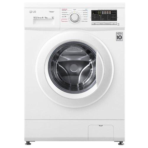 Стиральная машина LG F1296CDS0 стиральная машина lg fh2a8hdn4