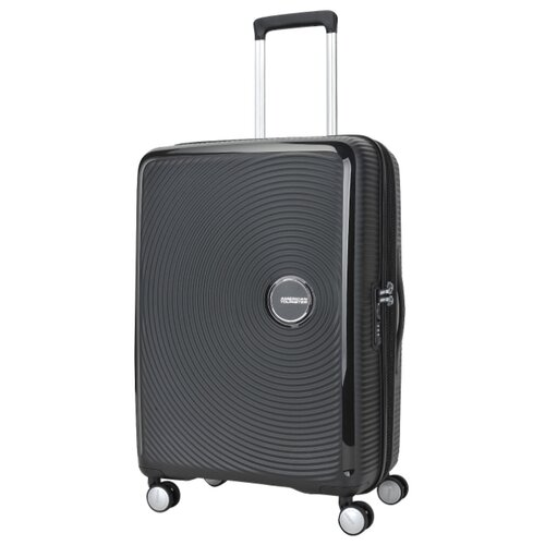 Фото - Чемодан American Tourister Soundbox M 81 л, bass black 13153