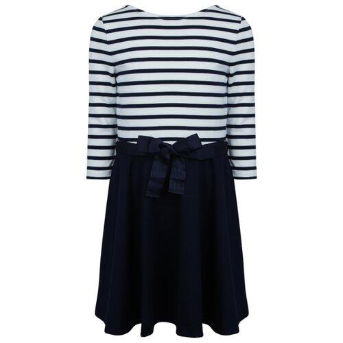 Платье Ralph Lauren размер 92, синий/полоска