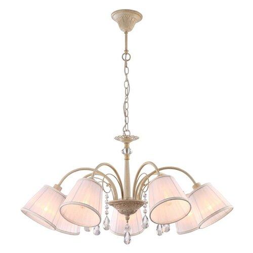 Люстра Arte Lamp Alexia A9515LM-7WG, E14, 280 Вт люстра arte lamp lucia a9594lm 7wg