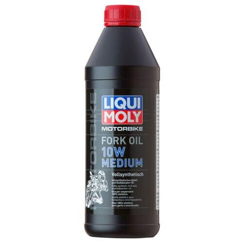 Вилочное масло LIQUI MOLY Motorbike Fork Oil Medium 10W 1 л вилочное масло eni fork 10w 1 л
