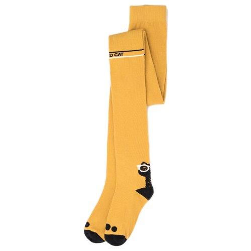 Колготки crockid К 9154 размер 80-86, желтый