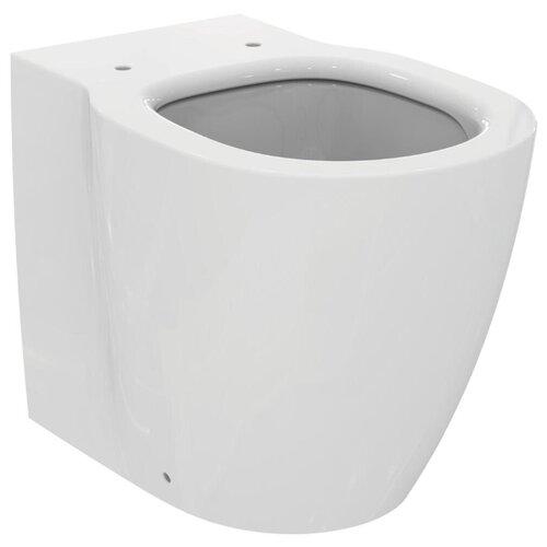 Чаша унитаза напольная Ideal STANDARD Connect AquaBlade E052401 с горизонтальным выпуском чаша унитаза напольная ideal standard tesi aquablade t007701 с горизонтальным выпуском