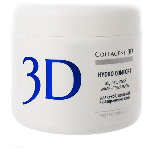 Medical Collagene 3D альгинатная маска для лица и тела Hydro Comfort, 200 г