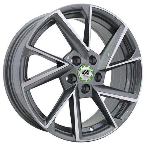 Фото - Колесный диск LegeArtis VW12-S 7x17/5x112 D57.1 ET49 GMF legeartis hnd266 7 5x19 5x114 3 d67 1 et49 5 gmf