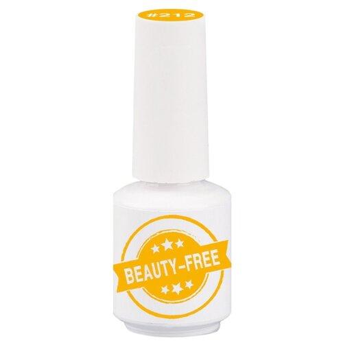 Купить Гель-лак для ногтей Beauty-Free Spring Picnic, 8 мл, апельсиновый сок