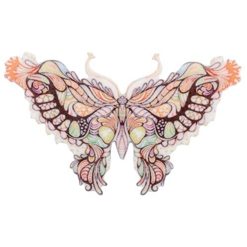 Фото - OTOKODESIGN Значок бижутерный Бабочка (орнамент) 52327 бабочка otokodesign 5370