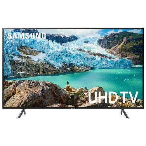Фото - Телевизор Samsung UE50RU7170U 49.5 (2019) матовый черный телевизор
