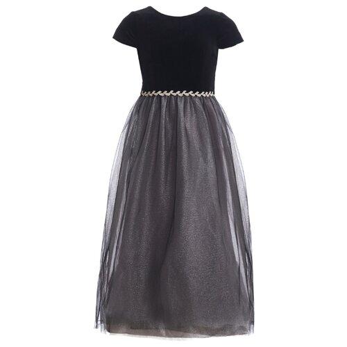 Платье Gulliver размер 152, черный