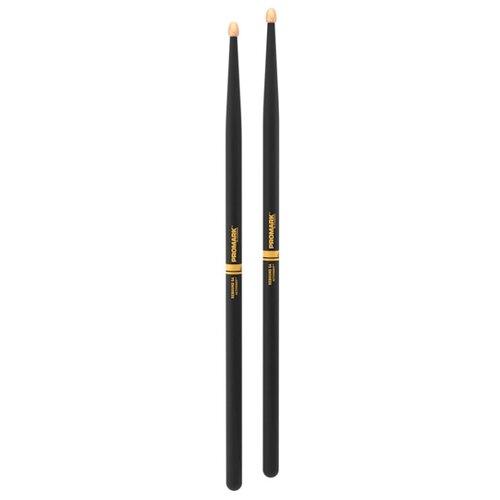 Фото - Барабанные палочки Pro-Mark Rebound 5A ActiveGrip барабанные палочки pro mark rebound 7a activegrip