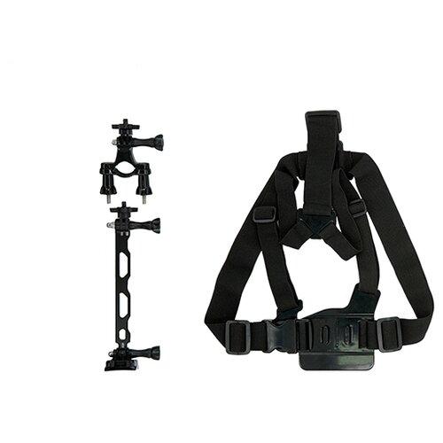 Фото - Крепление на шлем Insta360 One Bike Bundle черный видеокамера insta360 titan