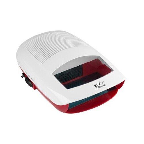 Фен для ногтей Irisk Professional П121-01 белый/красный