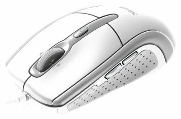 Мышь Trust Laser Mouse for Mac Windows PC White USB