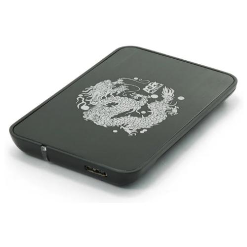 Корпус для HDD/SSD AGESTAR 3UB2A8-6G черный