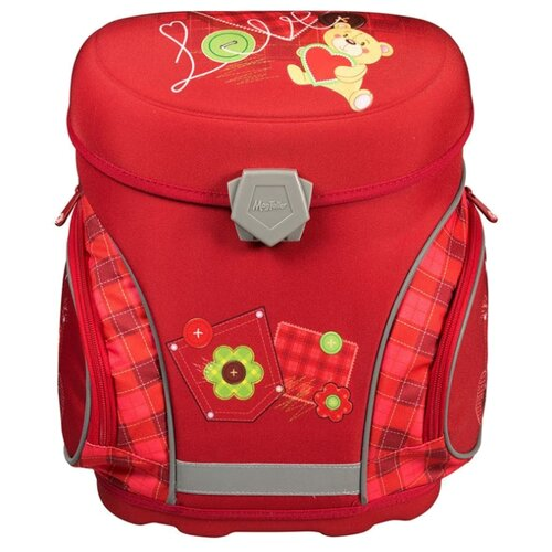 Mag Taller Ранец J-flex Jeans, красный mag taller рюкзак zoom flowers разноцветный