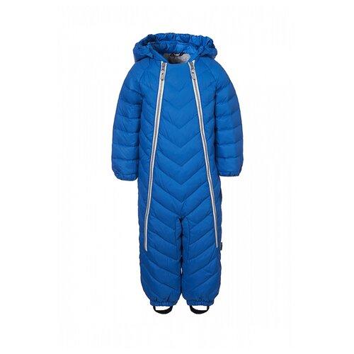 Купить Комбинезон Oldos размер 68, голубой, Теплые комбинезоны