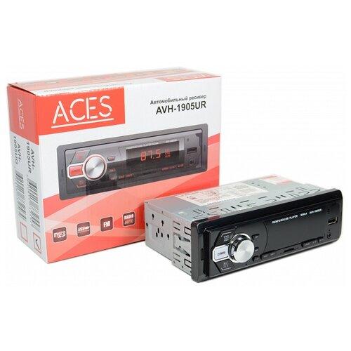 Автомагнитола ACES AVH-1905UR aces abroad