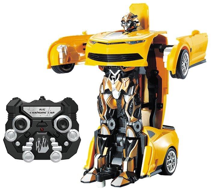 Робот-трансформер Jia Qi Troopers Mighty
