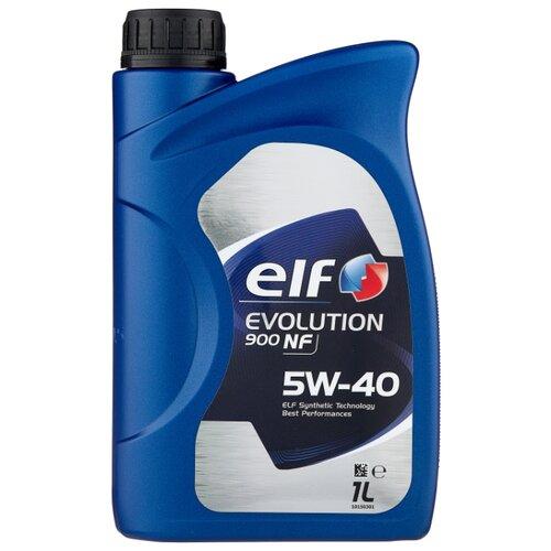 Моторное масло ELF Evolution 900 NF 5W-40 1 л elf масло моторное elf evolution 900 sxr 5w 30 60 л