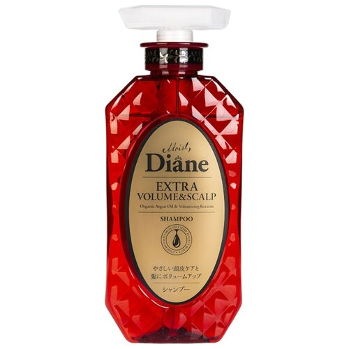 Moist Diane шампунь Volume & Skalp бессиликоновый 450 мл бальзам moist diane diane volume