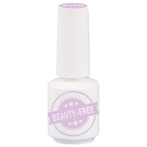 Гель-лак для ногтей Beauty-Free Flourish, 8 мл, лавандовый  - Купить