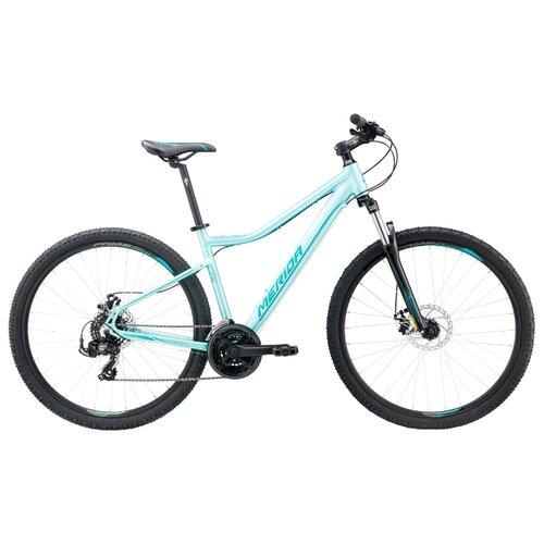 цена на Горный (MTB) велосипед Merida Matts 7.10-MD (2020) бирюзовый L (требует финальной сборки)