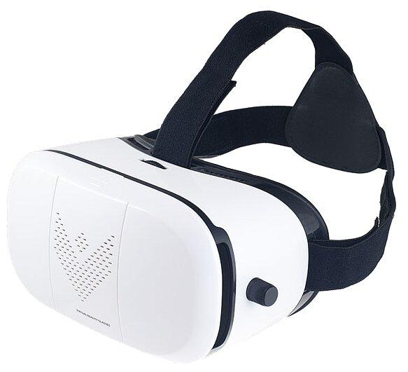Очки виртуальной реальности для смартфона Perfeo PF-570VR+