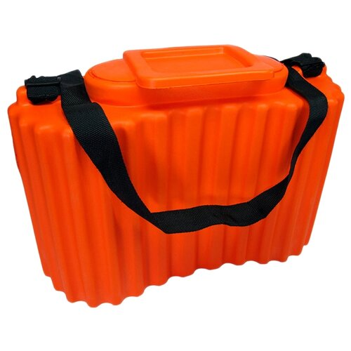 Сумка-кан для рыбалки Salmo ЭВА оранжевый