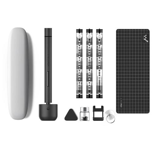 Фото - Аккумуляторная отвертка Xiaomi Wowstick 1F+ wowstick 1f precision screwdriver kit for repairing work