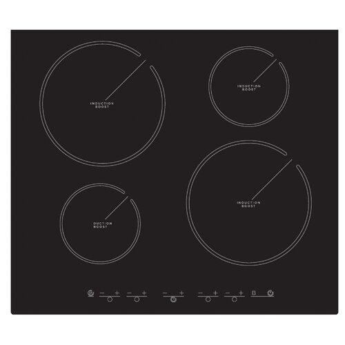 Индукционная варочная панель Midea MIH64412 варочная панель midea q452sfd bl black