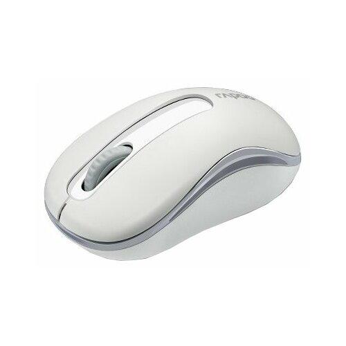 Мышь Rapoo M10 White-Silver USB